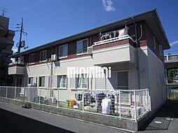 メゾンサンシャイン A棟[1階]の外観