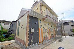 神奈川県横浜市旭区白根8丁目の賃貸アパートの外観