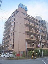 柾木マンションウエスト[4階]の外観