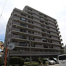 博多駅東パークホームズ[6階]の外観