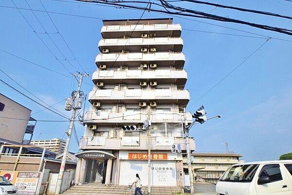 プロスパーハイツ古市 5階の賃貸【大阪府 / 羽曳野市】