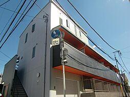 ワイズハウス[2階]の外観