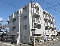 埼玉県飯能市八幡町の賃貸マンションの外観