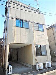 埼玉県越谷市大字大房の賃貸マンションの外観