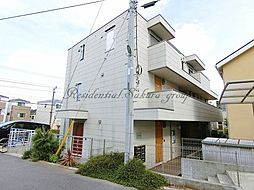 神奈川県藤沢市本町3丁目の賃貸マンションの外観
