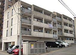 福岡県筑紫郡那珂川町中原4丁目の賃貸マンションの外観