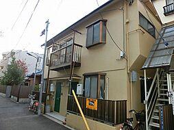 小宅コーポ[1階]の外観