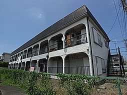 中山ハイツ[1階]の外観