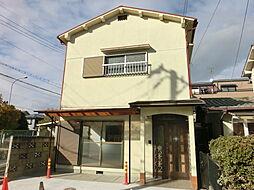 [一戸建] 大阪府茨木市大同町 の賃貸【/】の外観