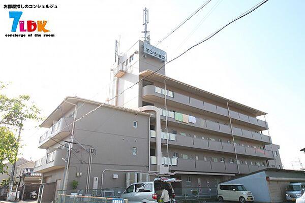 ヤブナカマンション[2階]の外観