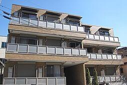 神奈川県川崎市川崎区大師河原2丁目の賃貸アパートの外観