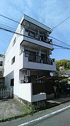 静岡県静岡市葵区春日3丁目の賃貸アパートの外観