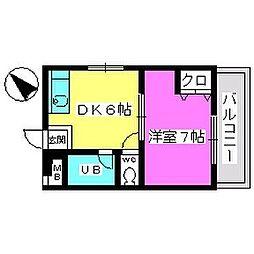 雑餉隈駅 3.9万円