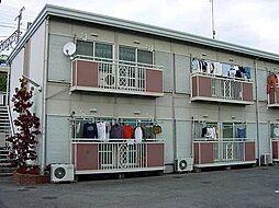 京都府京都市山科区御陵天徳町の賃貸アパートの外観