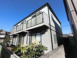 千葉県千葉市若葉区西都賀4丁目の賃貸アパートの外観