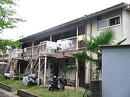 竹王荘[2階]の外観