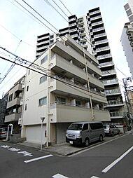 東京都北区田端新町3丁目の賃貸マンションの外観