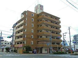 ビーバーハイツ駒川[4階]の外観