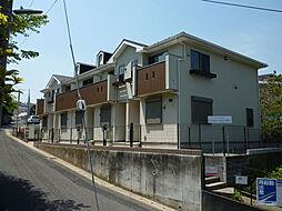[テラスハウス] 神奈川県川崎市麻生区高石5丁目 の賃貸【/】の外観