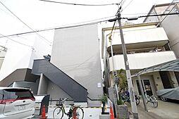 大阪府大阪市生野区林寺4の賃貸アパートの外観