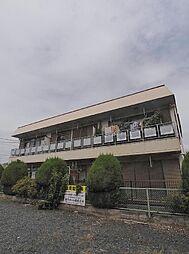 埼玉県ふじみ野市苗間の賃貸アパートの外観