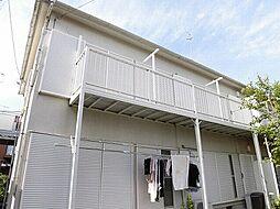 神奈川県横浜市泉区中田西2丁目の賃貸アパートの外観