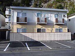 鹿隈リゾートタウン25[2階]の外観