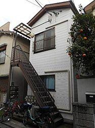 東京都江東区北砂4丁目の賃貸アパートの外観