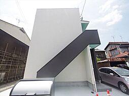 Ju-JitsuTerrace(ジュウジツテラス)[205号室]の外観