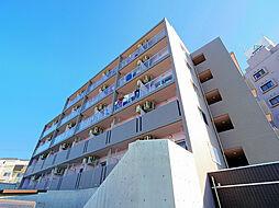埼玉県和光市白子3丁目の賃貸マンションの外観