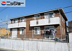 FOURSEASONSD[2階]の外観