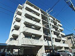 京都府京都市南区吉祥院西浦町の賃貸マンションの外観