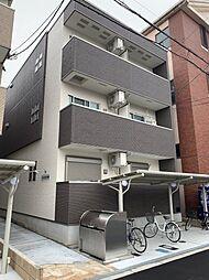 フジパレス住吉沢之町I番館[1階]の外観