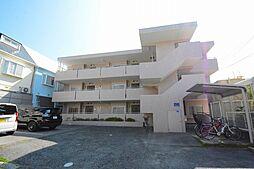 兵庫県西宮市浜甲子園1丁目の賃貸マンションの外観
