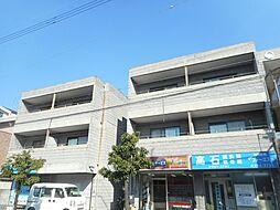 大阪府高石市千代田1丁目の賃貸マンションの外観