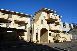愛知県名古屋市中川区笈瀬町2丁目の賃貸マンションの外観