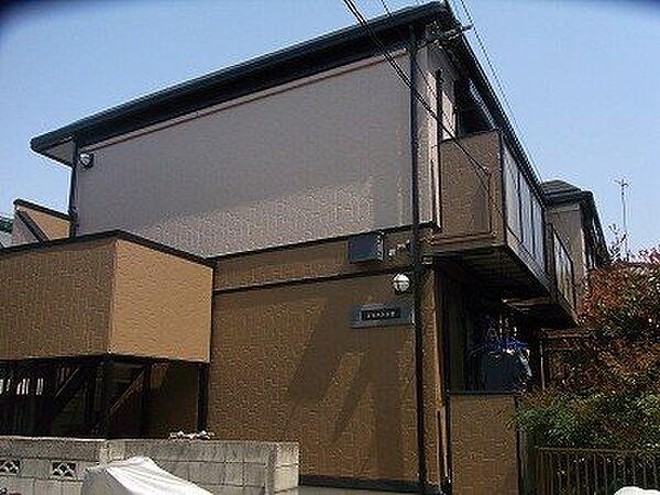オネスト小宮[2階]の外観