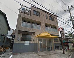 大徳寺温泉マンション[202号室]の外観