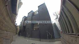 カシェットノアール[2階]の外観