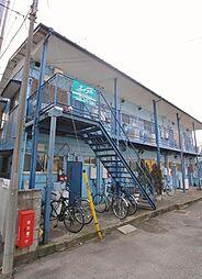 霞コーポ[2階]の外観
