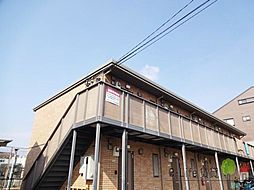 大阪府大阪市住吉区我孫子4丁目の賃貸アパートの外観
