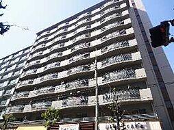 松籟マンション[10階]の外観