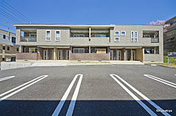 長野県長野市新諏訪1の賃貸アパートの外観