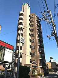 大阪府大阪市住之江区浜口西3丁目の賃貸マンションの外観
