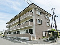 滋賀県甲賀市水口町貴生川1の賃貸マンションの外観