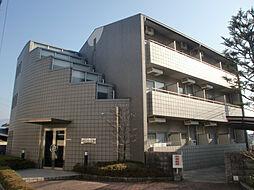 京都府京都市山科区御陵岡町の賃貸マンションの外観