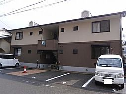 宮崎県宮崎市宮崎駅東3丁目の賃貸アパートの外観