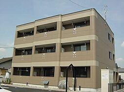 愛知県一宮市浅井町西海戸字東屋敷の賃貸マンションの外観