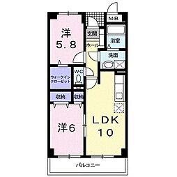 水野駅 4.9万円