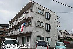 東京都町田市小山町の賃貸マンションの外観